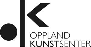 Oppland Kunstsenter Logo